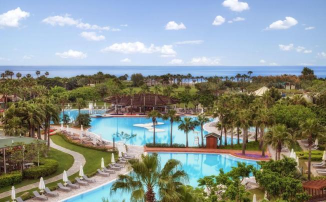 Отель Barut Lara Resort Spa & Suites