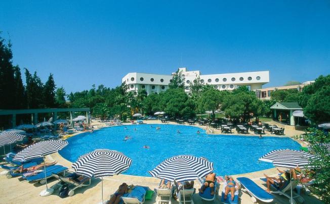 Отель Arinna Hotel
