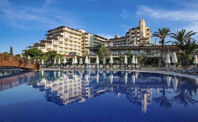 Отель Beliz Hotel Turkbuku