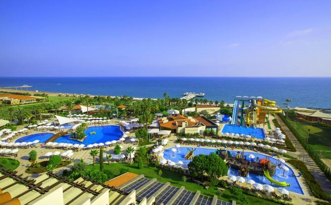 Отель Bellis Deluxe Hotel (ex. Iberostar Bellis; Asteria Bellis Resort)