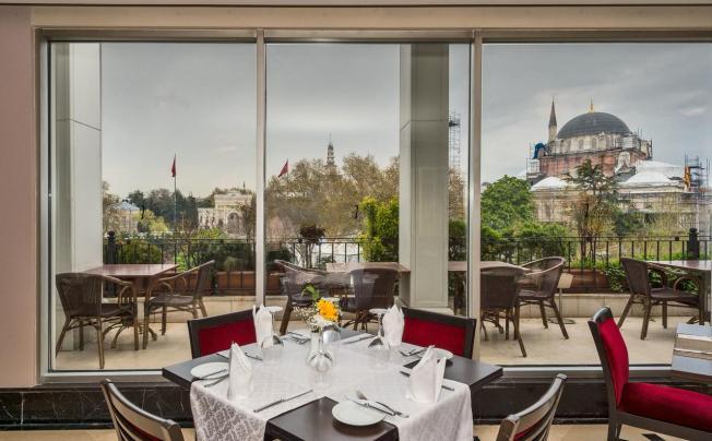 Отель Beyaz Saray (ex. Barcelo Saray)