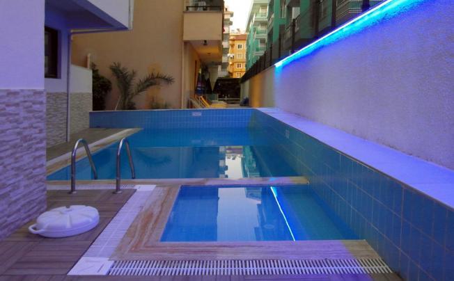 Отель Aysev Hotel
