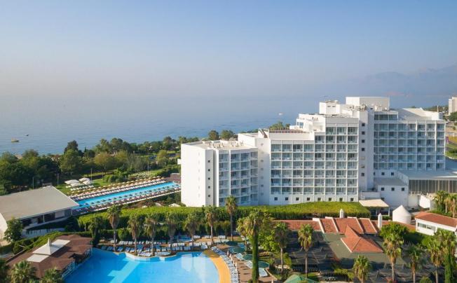 Отель Sunis Hotel Su (ex. Hotel Su; Hotel Hillside Su)