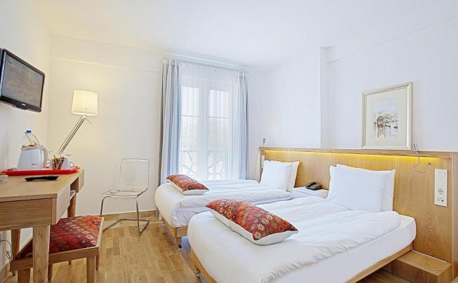 Отель Blu Hotel Istanbul (ex. Faros Sirkeci Hotel)