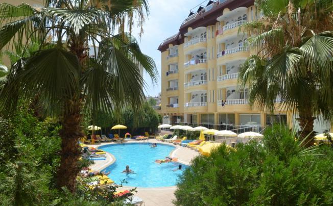 Отель Artemis Princess Hotel