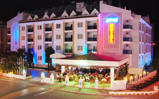 Отель Epic Hotel & Apartments