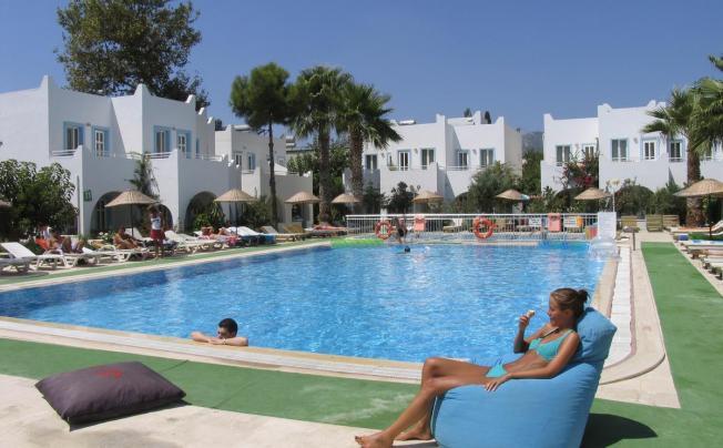 Отель Bagevleri Hotel & Garden Restaurant