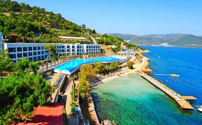 Отель Blue Dreams Resort & Spa (ex. Club Blue Dreams)