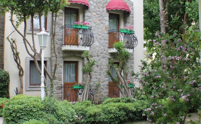 Отель Bella Garden Hotel (ex. Club Aqua Turkbuku)