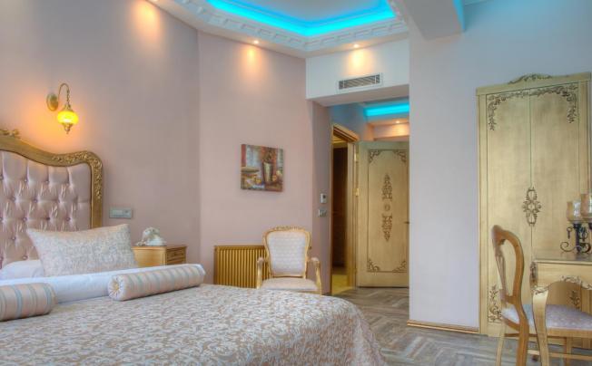 Отель Artdeco Istanbul Suites