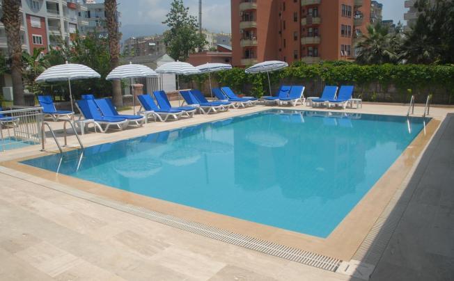 Отель Best Beach Hotel