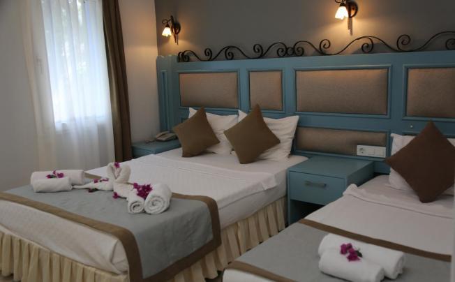 Отель Atrium Hotel Bodrum (ex. Bonita Oner)