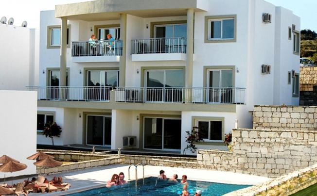 Отель Bardakci Residence