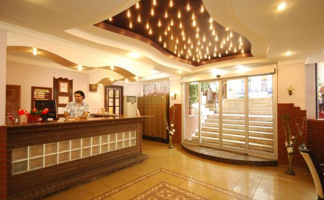 Отель Bilkay Hotel