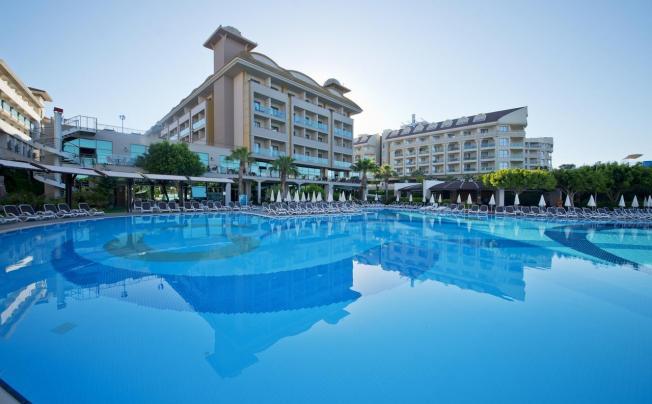 Отель Aydinbey Kings Palace & Spa