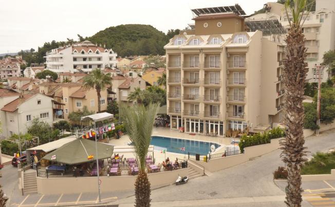 Отель Club Dorado Hotel Marmaris