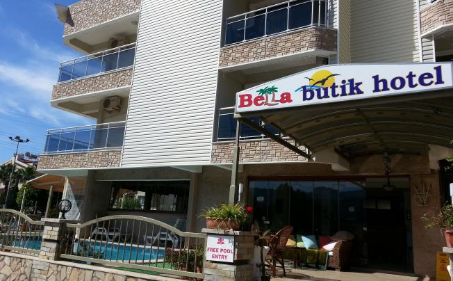 Отель Bella Butik Hotel (ex. Moneta Boutique Hotel)