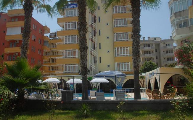 Отель Best Alanya Hotel (ex. Ali Baba Hotel)