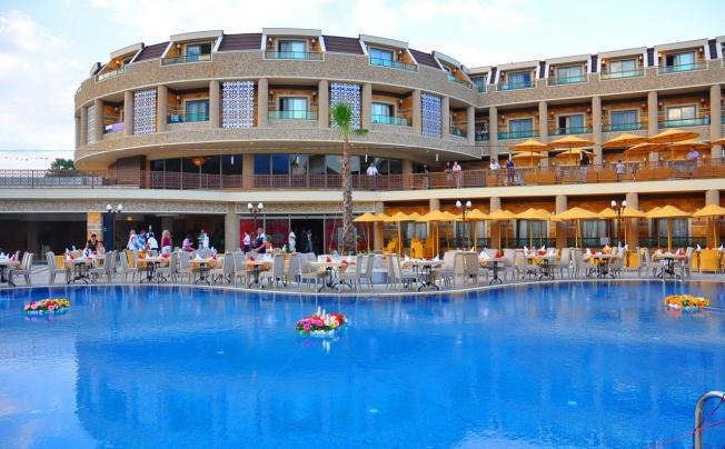 Elamir Resort Hotel (ex. Kemer Botanik Resort Hotel)
