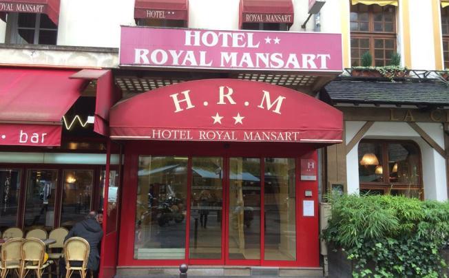 Royal Mansart