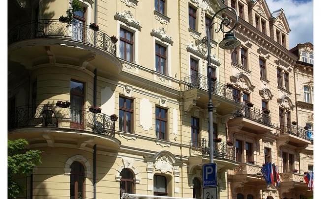 Cajkovskij Spa Hotel