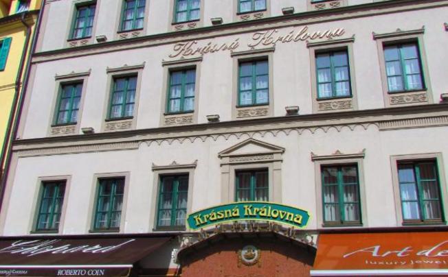Krasna Kralovna Hotel Renesance (the Beautiful Queen Hotel)