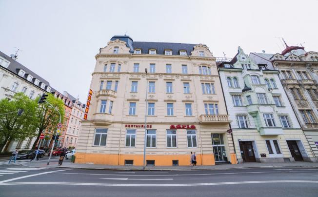 Adria Hotel Karlovy Vary