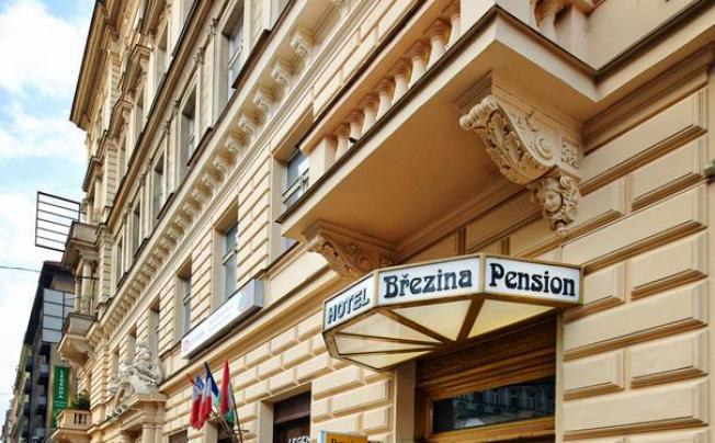Brezina Pension