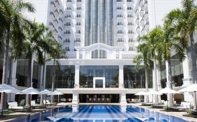 Отель Indochine Palace (ex. Best Western Premier Indochine Palace; Celadon Palace)