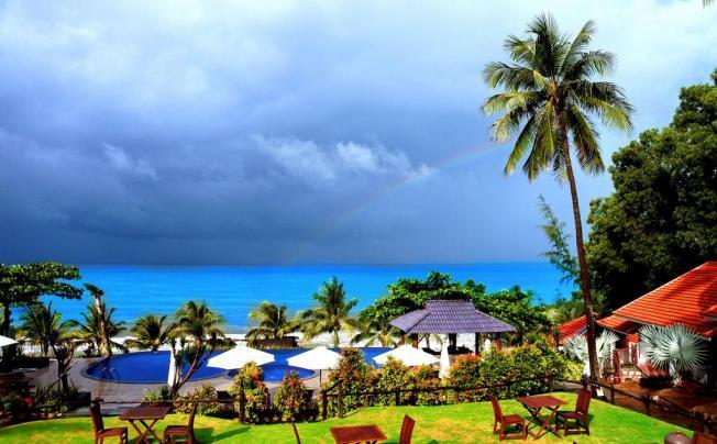 Отель Phu Quoc Eco Beach Resort