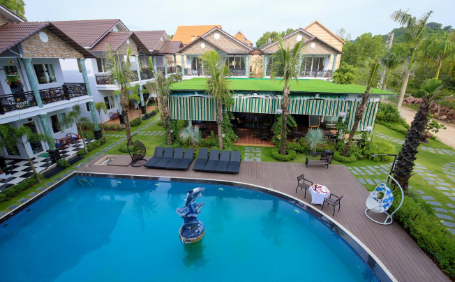 Отель Sweet Home Resort & Spa