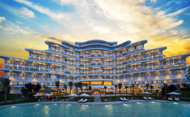 Отель Cam Ranh Riviera Resort & Spa