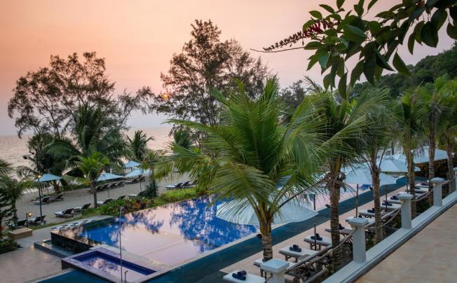Отель Sea Sense Resort & Spa Phu Quoc