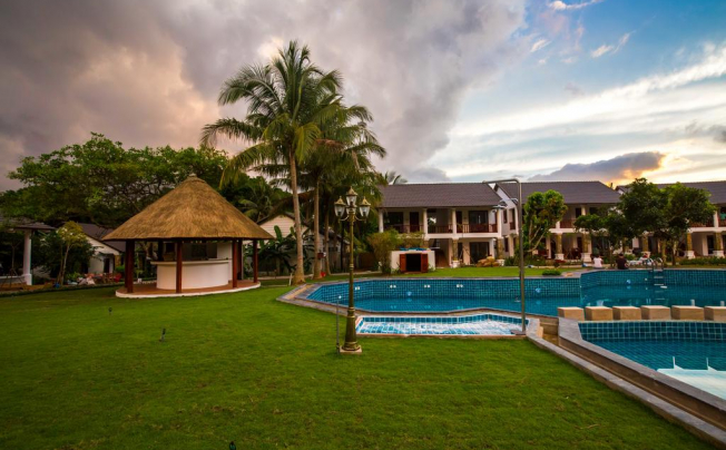 Отель Myplace Siena Garden Resort