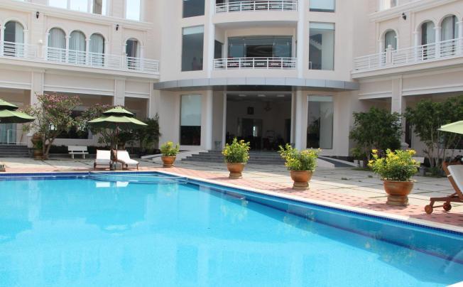 Отель Chau Thanh Hotel