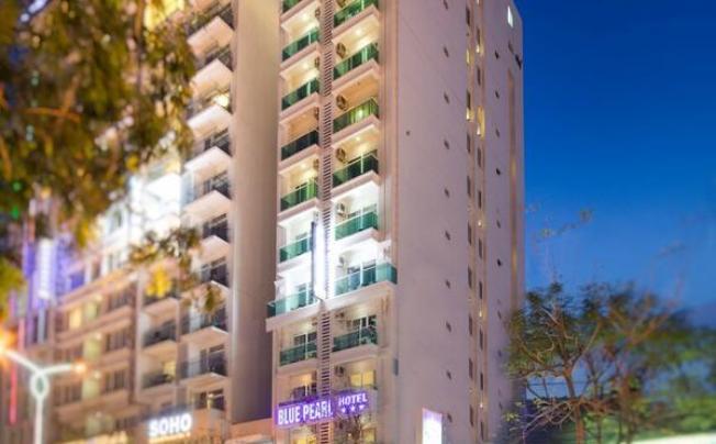 Отель Blue Pearl Hotel (ex. Ruby Nha Trang Hotel)