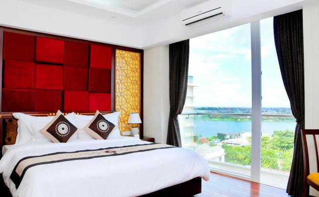 Отель Moonlight Hotel Hue