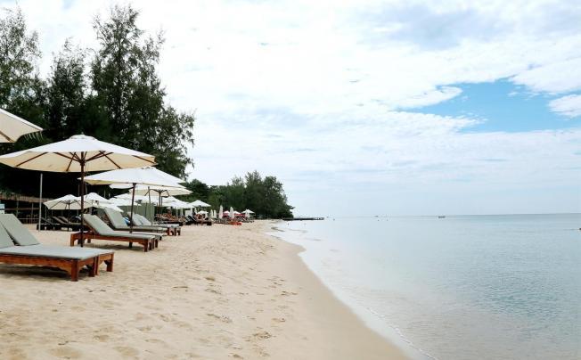 Отель Ong Lang Garden Resort