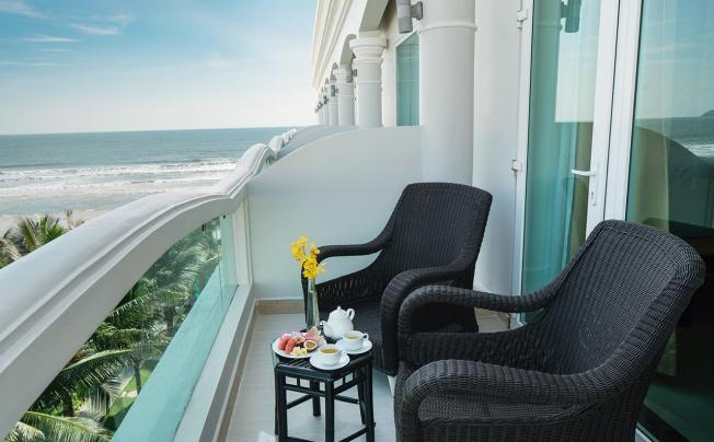 Отель Sailing Bay Beach Resort (ex. Dessole Sailing Bay Beach Resort)