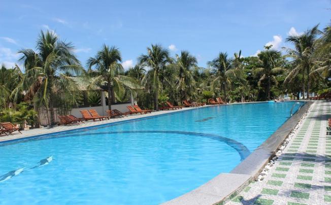 Отель Gm Doc Let Beach Resort & Spa
