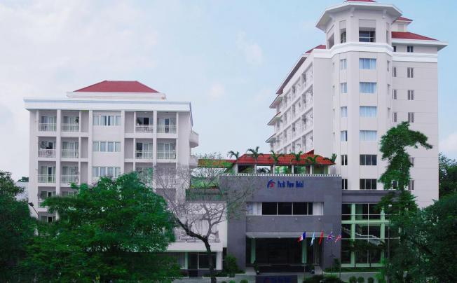 Отель Park View Hue Hotel