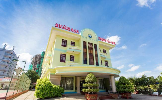 Отель Thien Hai Son Resort
