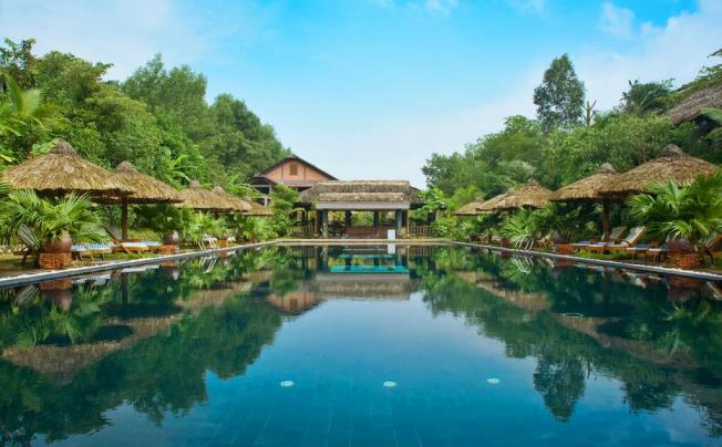 Отель Pilgrimage Village Boutique Resort & Spa