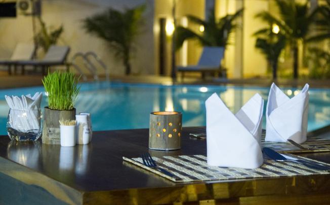 Отель Ong Lang Village Resort