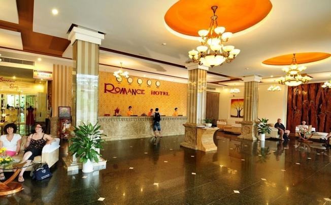 Отель Romance Hue Hotel