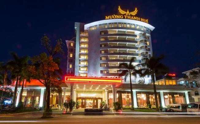 Отель Muong Thanh Holiday Hue Hotel (ex. Mercure Hue Gerbera)