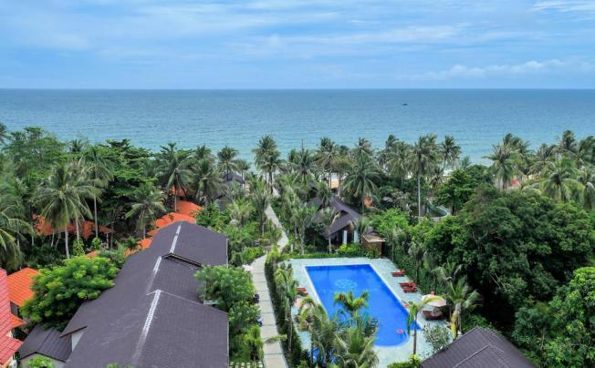 Отель Tropicana Resort Phu Quoc