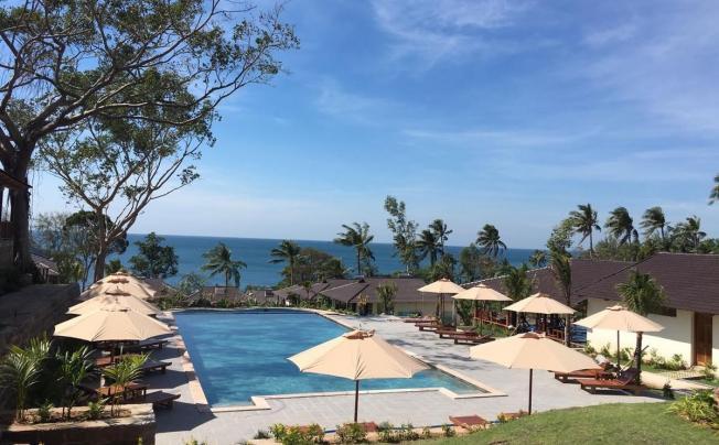 Отель Camia Resort & Spa