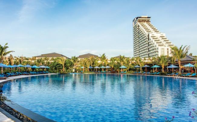 Отель Duyen Ha Resort Cam Ranh