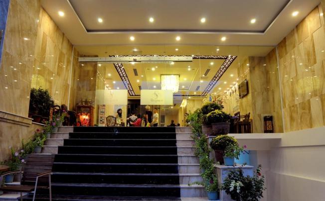 Begonia Nha Trang Hotel (ex. Hanoi Golden 3 Hotel)
